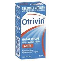 Oxymetazoline Nasal Drop
