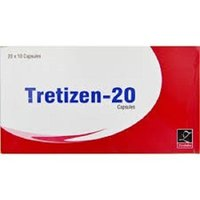 Tretizen-20 (Isotretinoin Soft Gel)