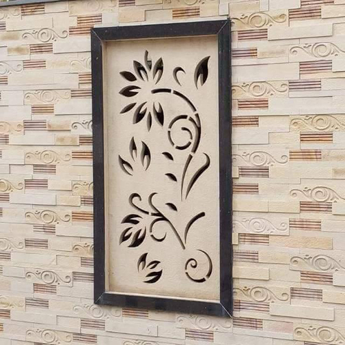 CNC Work Wall Cladding Sandstone Tile