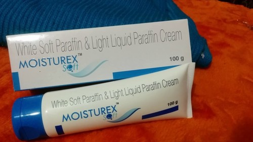 White Soft Paraffin & Liquid Paraffin cream