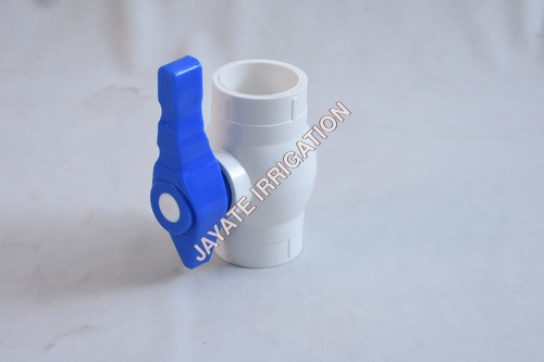 Plain Upvc Ball Valve