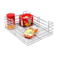 SS Plain Kitchen Basket