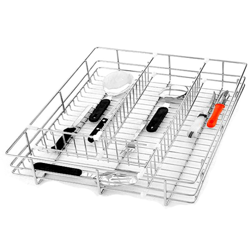 SS Wire Cutlery Basket