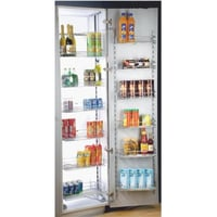 Metal Kitchen Pantry Unit