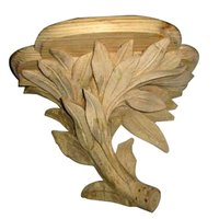 Decorative Wooden Wall Bracket