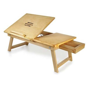 Laptop Wooden Table