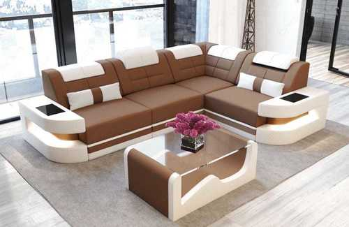 L shape sofa set04
