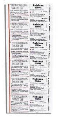 Robinax  Tablet ( Robaxin )
