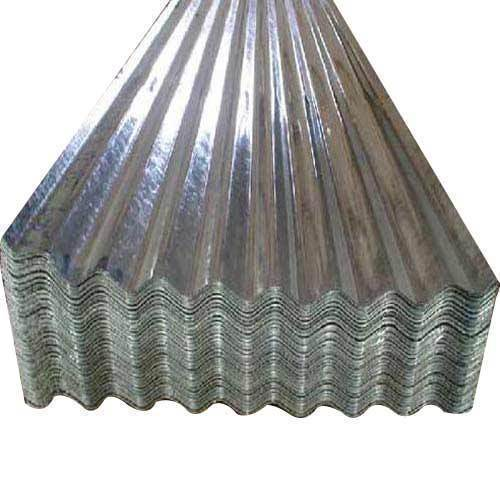 Corrugated Galvanised Sheet