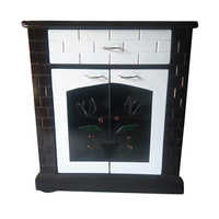 Modern Wooden Sideboard Cabinet