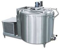 Butter Milk Cooler Tank