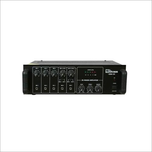 Hitune Bass 120 Watt PA Mixing Amplifier HSSB-120