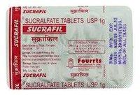 Sucrafil Tablet