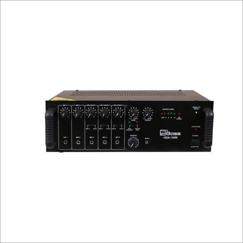 Hitune Bass 160 Watt PA Mixing Amplifier HSSA-160EM