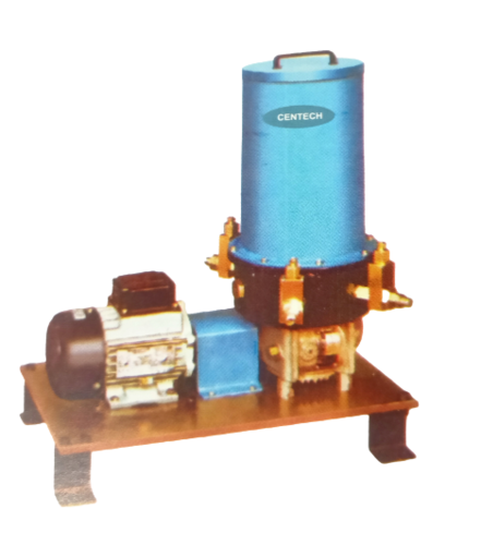 Multi Point Radial Lubricator