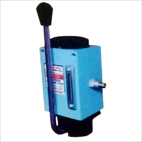 Oil Lubrication Manual Hand Pump