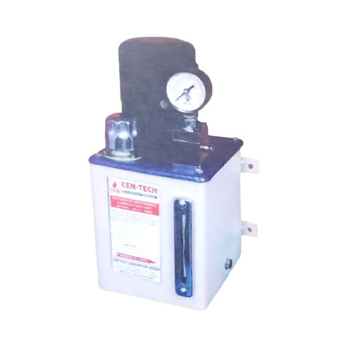 Single Phase Motorized Lubrication Unit