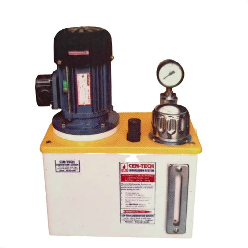 Automatic Motorized Lubrication Unit