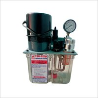 Electrical Motorized Lubrication Unit
