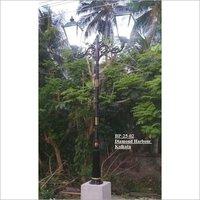 BP-25 Iron Lamp Post