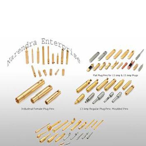 Brass Socket Pins