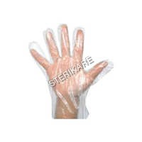 LDPE Gloves Transparent