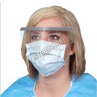 Disposable Face Mask With Eyeshield