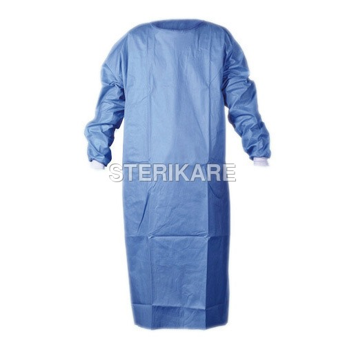 Plain Surgical Gown