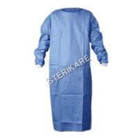 Plain Surgical Gown