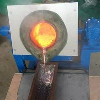 Steel Bar Billet Induction Hot Forging Machine