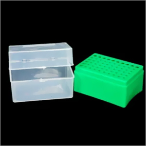LABORATORY STORAGE BOX AND RACK