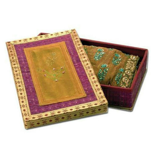 Saree Packaging Designer Box