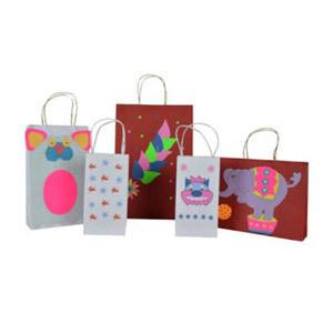 Loop Handle Paper Bag