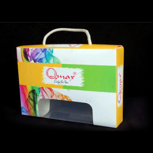 Bed Sheet Paper Packaging Boxes