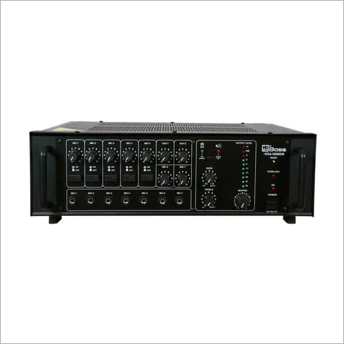 500 watt PA Mixing Amplifier