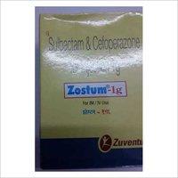 Sulbactam cefoperazone injection