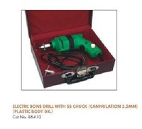 Electric Bone Drill With SS Chuck