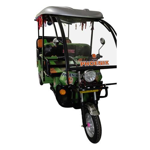 PX100 Phoenix E Rickshaw