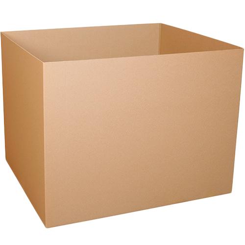 Half Slotted Box
