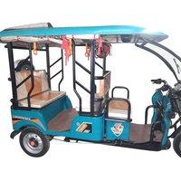 PX 100 Deluxe E Rickshaw