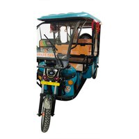 PX150 E Rickshaw