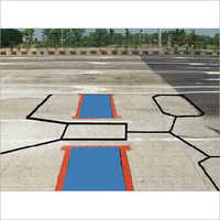 Road Weigh In Motion system