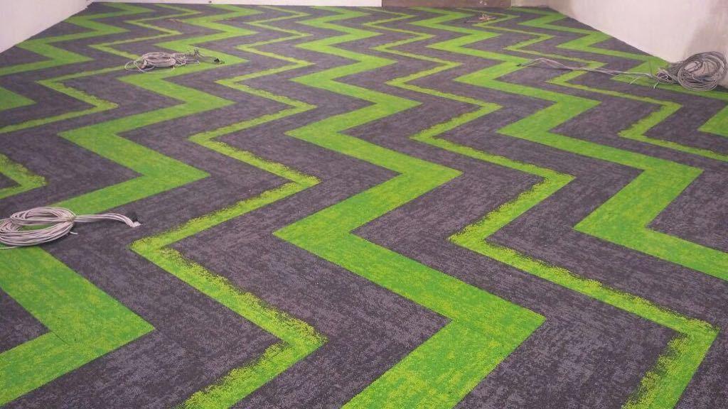 PP Carpet Tiles