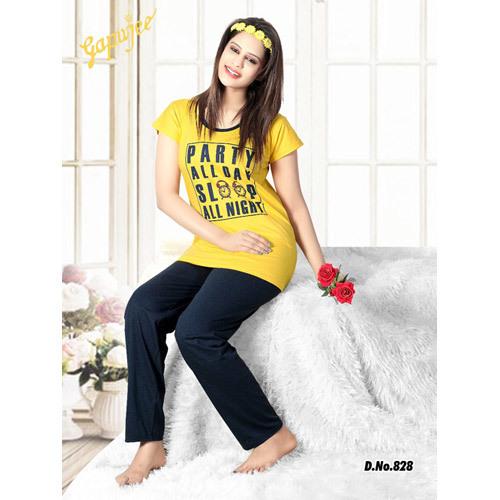 6b8f14263f Hosiery Ladies Night Suit Manufacturer in Surat,Supplier,Distributor ...