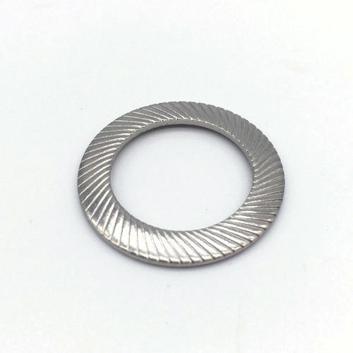 Knurling Washer