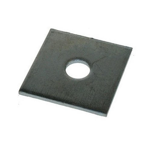 Mild Steel Square Washer