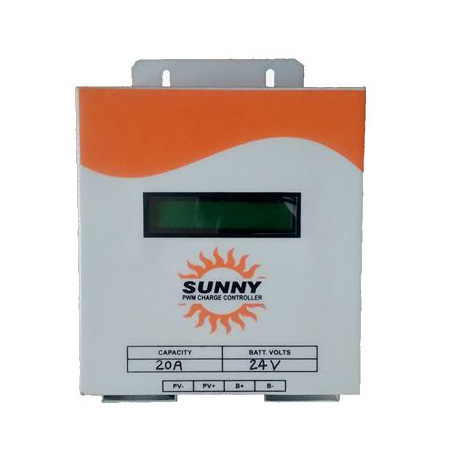 IOT Based Solar Charge Controller