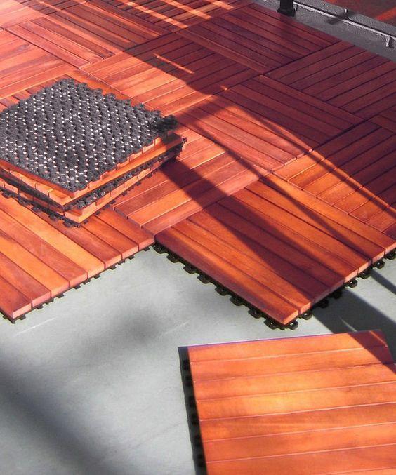 IPE Wood Decking