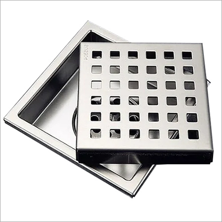 150MM Square Floor Trap