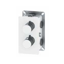 Concealed Thermostatic Diverter